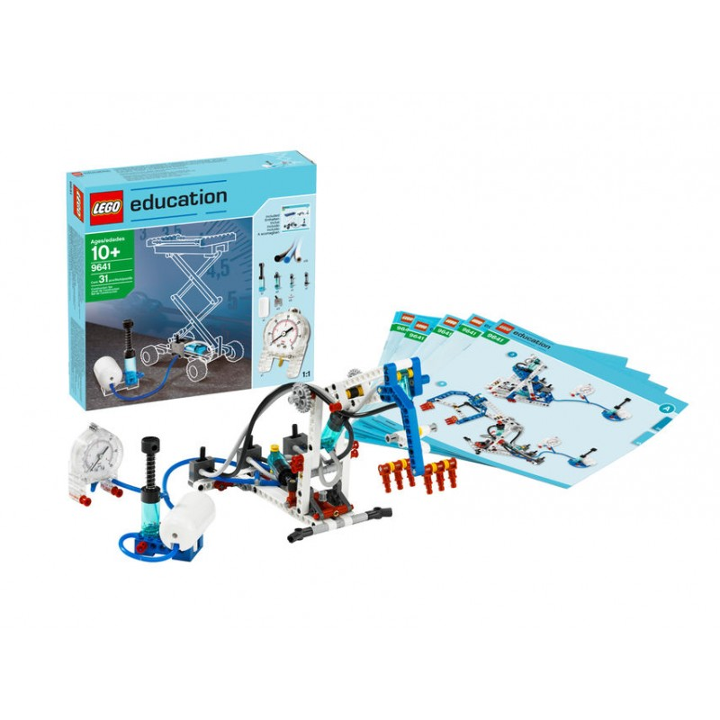 LEGO® Education Pneumatics Add-on Set