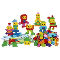 "LEGO Education DUPLO® BuildMe ""Emotions"" Set"