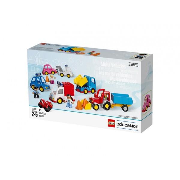 LEGO® Education DUPLO® Multi Vehicle Set