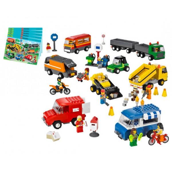 LEGO® Education  Vehicle Set