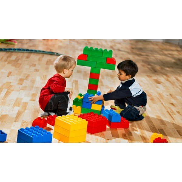 LEGO Education SOFT® Bricks Set